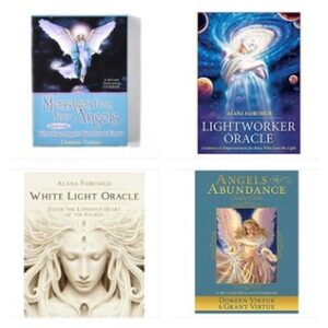 Oracle & Tarot cards
