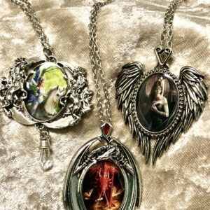 Anne Stokes Amulets