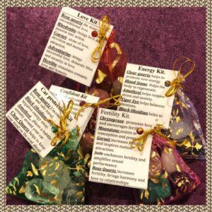 Crystal Healing Kits